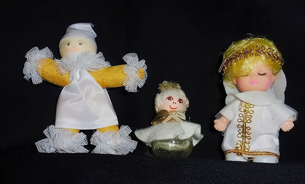 2 Engel und 1 Pierrot