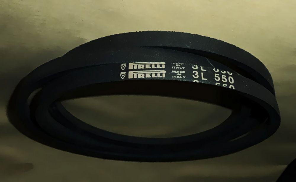 Keilriemen Pirelli 3L 550