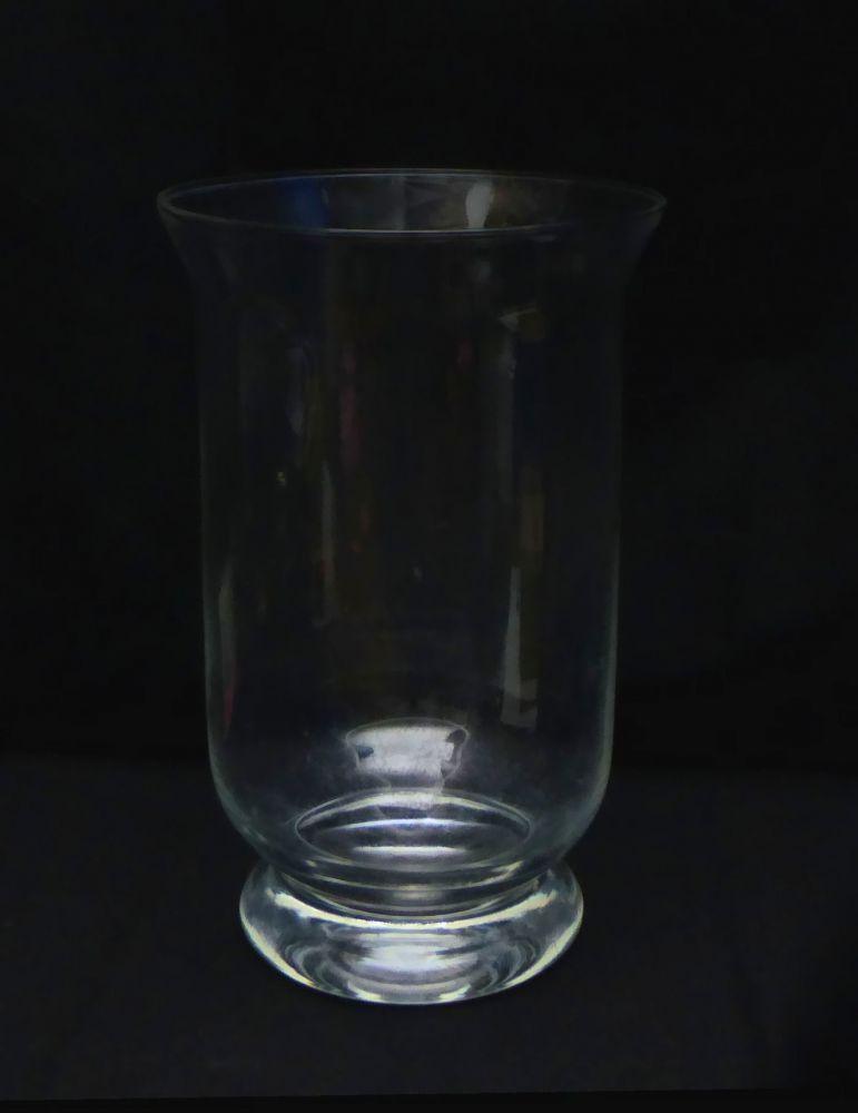 Deko Glas Vase 25 cm