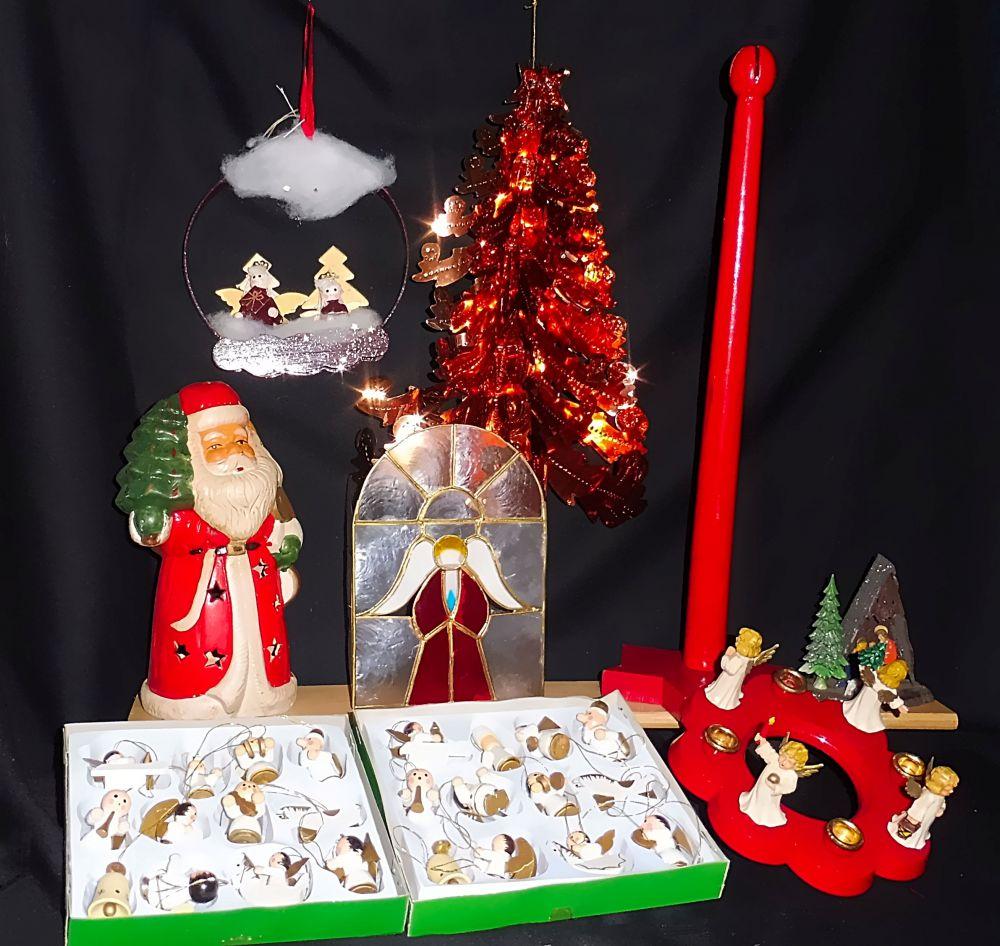Weihnachts und Advents Dekoration
