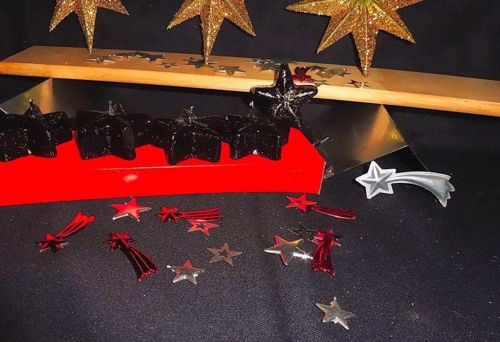 Weihnachtsdeko: Sterne