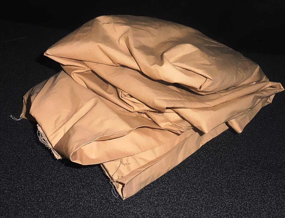 Futterstoff beige - 150x210 cm