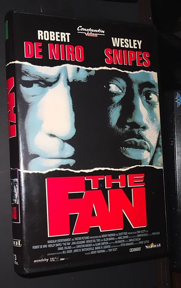 Tony Scott - The Fan - VHS