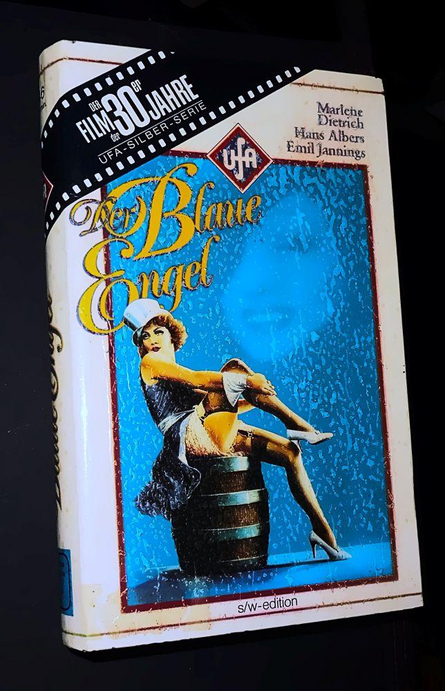 Josef von Sternberg - Der Blaue Engel - VHS