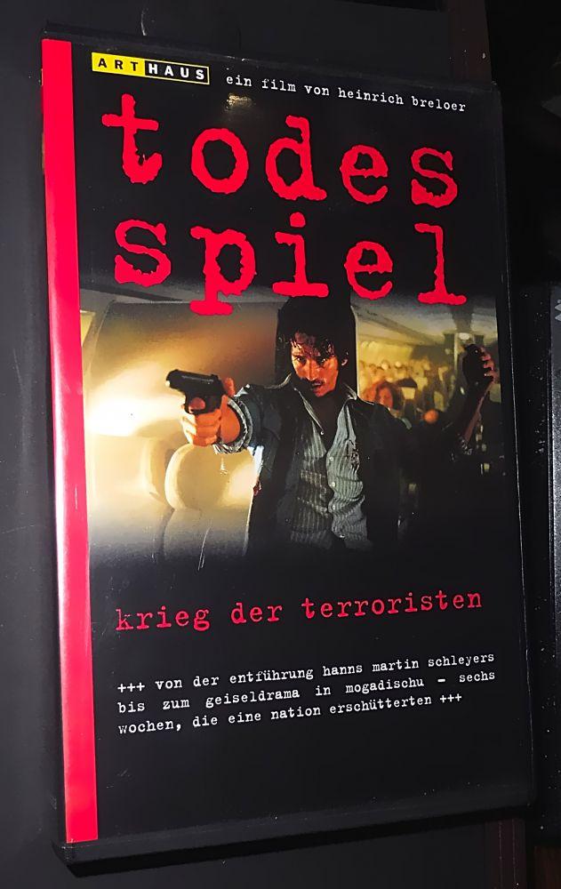 Heinrich Breloer - Todesspiel - VHS