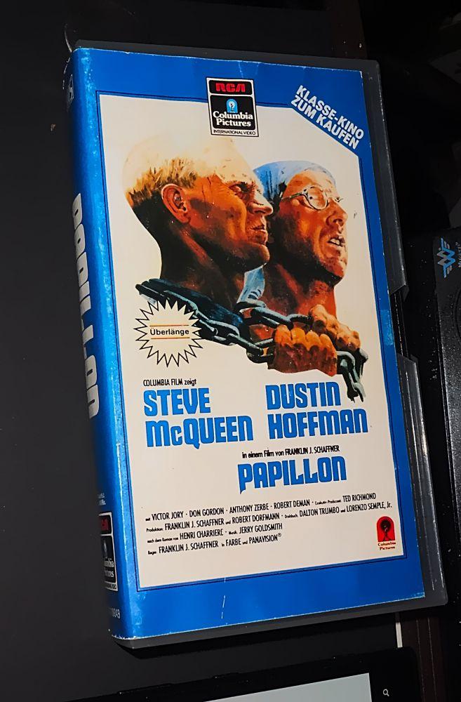 Franklin J. Schaffner - Papillon - VHS