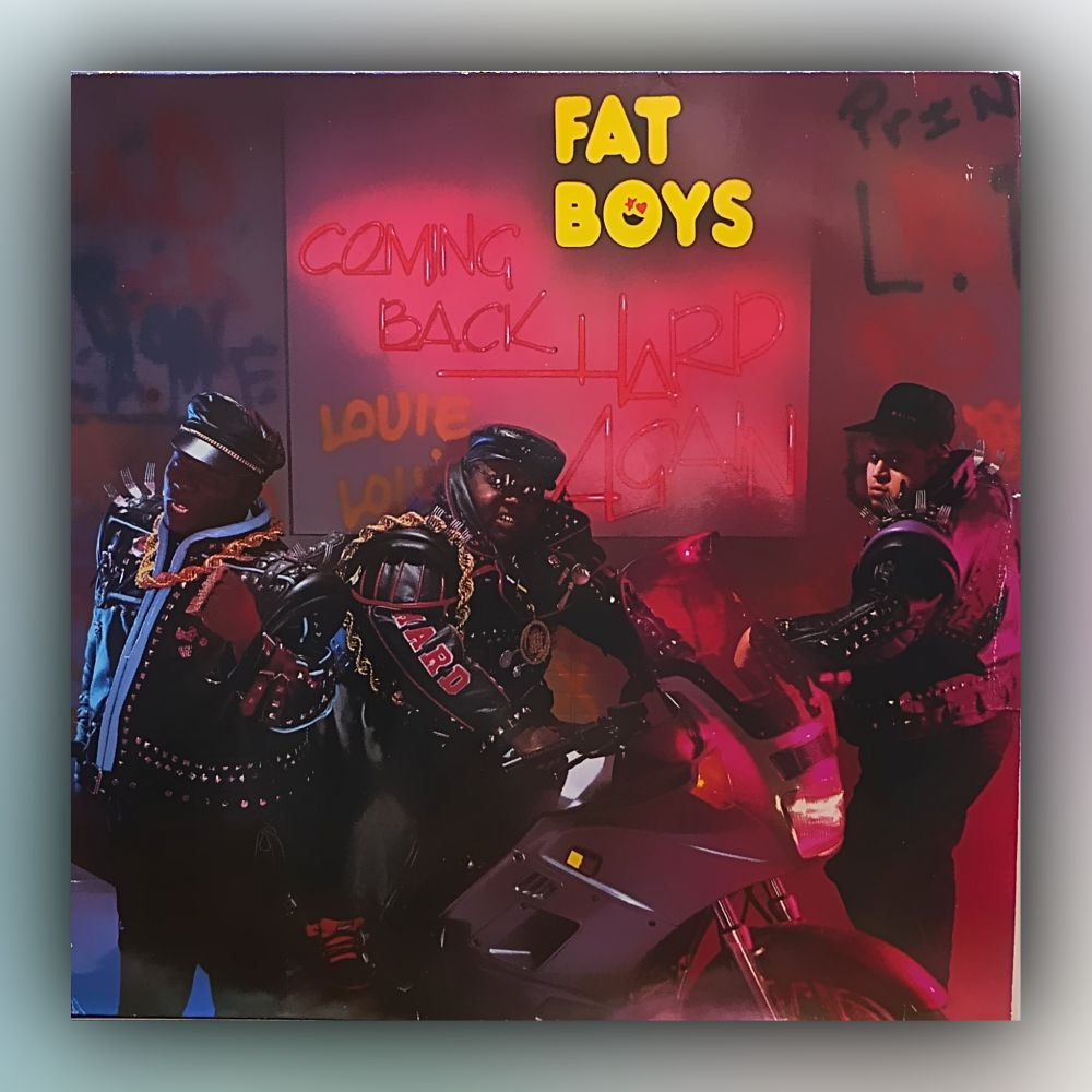 Fat Boys - Coming Back Hard Again - Vinyl
