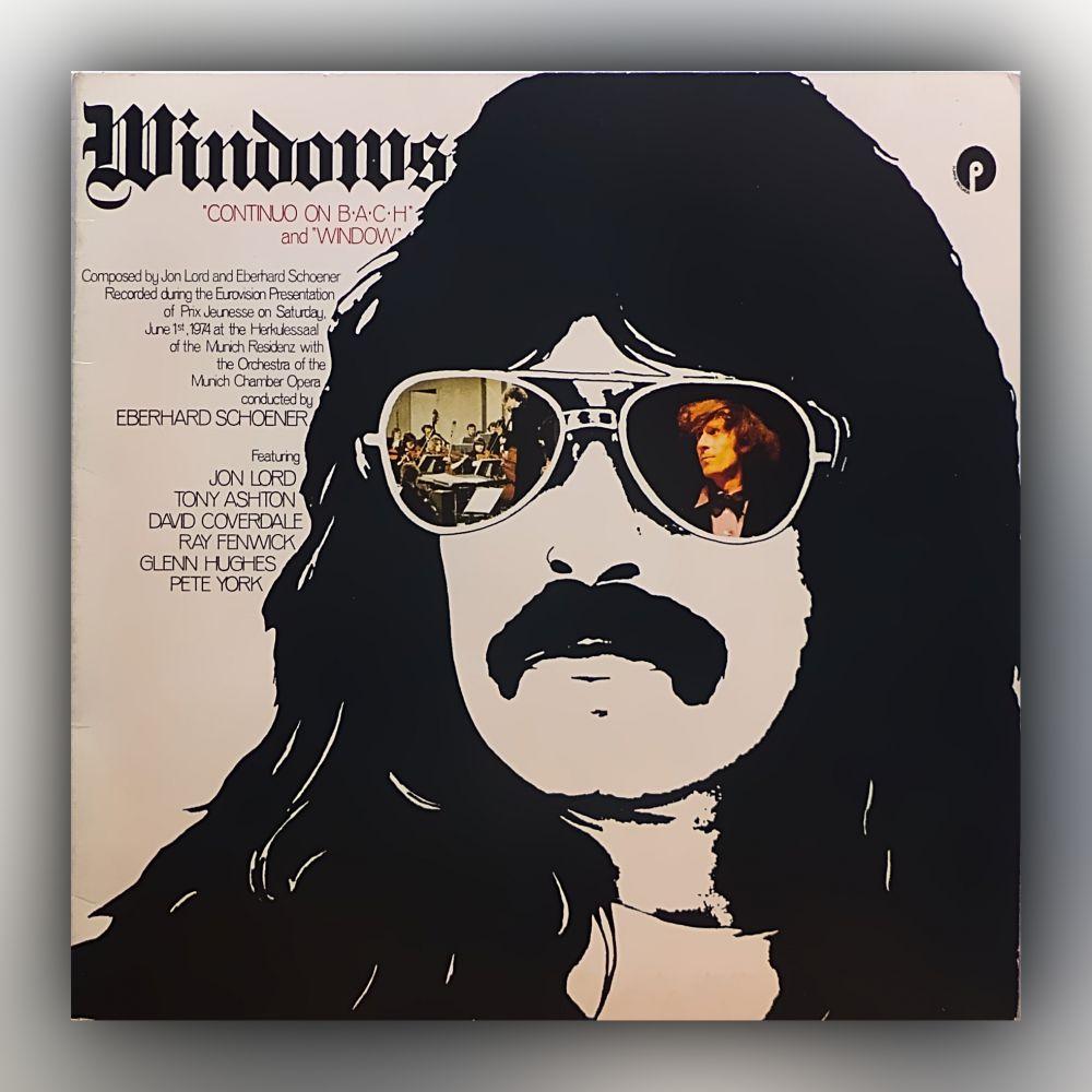 Jon Lord - Windows - Vinyl