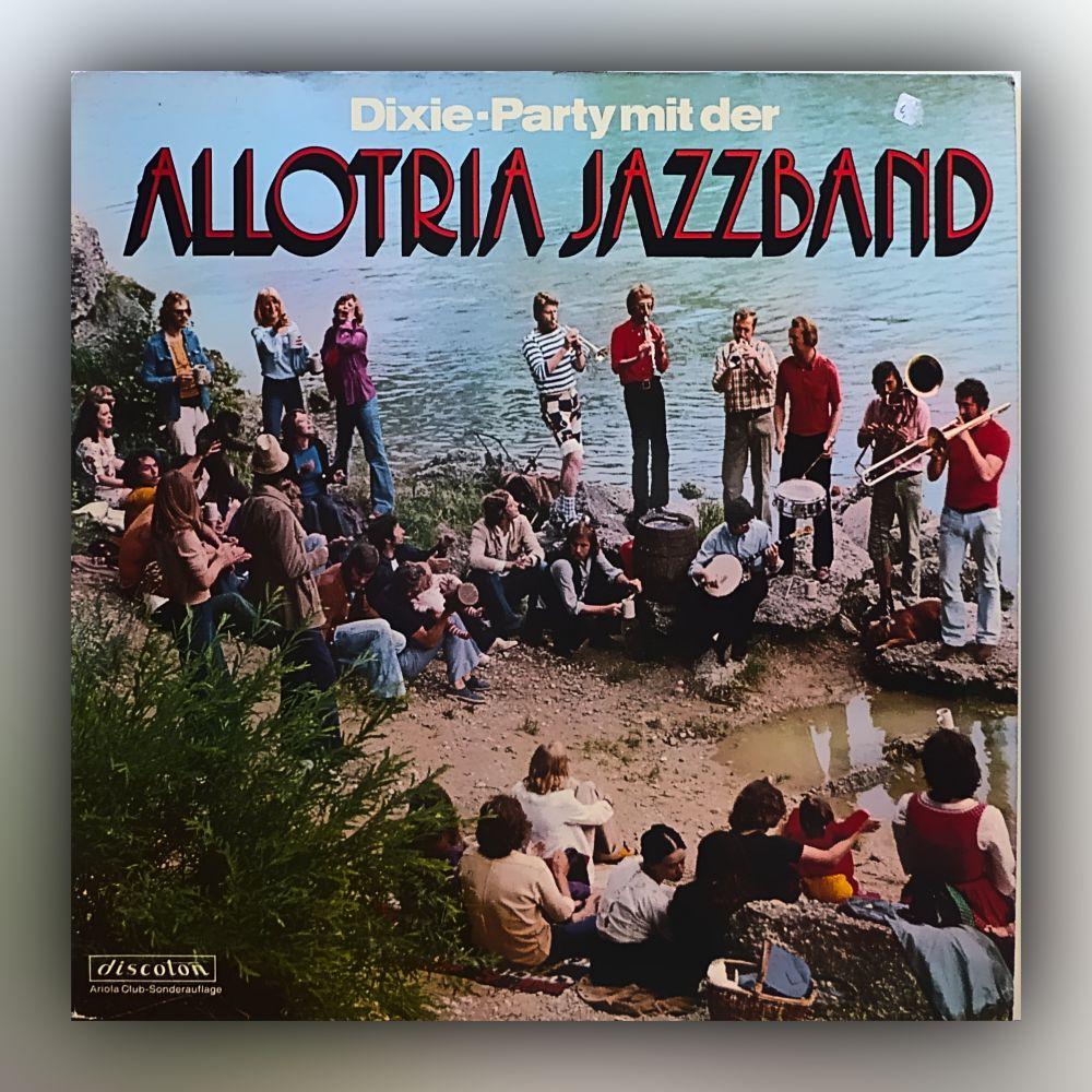 Allotria Jazzband - Dixie-Party mit der Allotria Jazzband - Vinyl