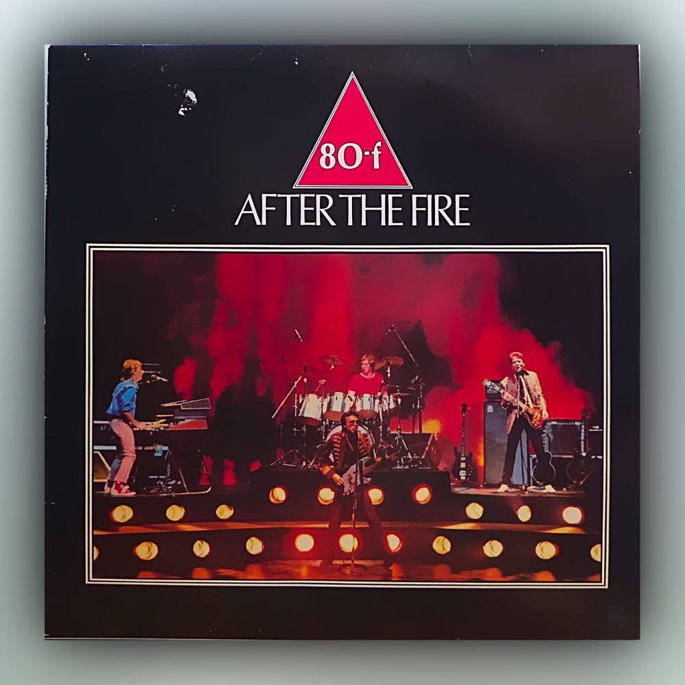 After The Fire - 80-f - Vinyl