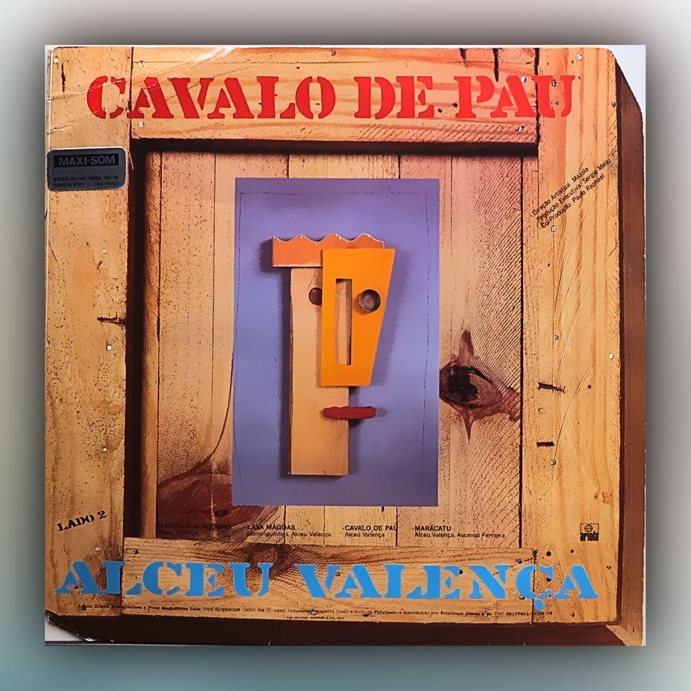 Alceu Valença - Cavalo De Pau - Vinyl
