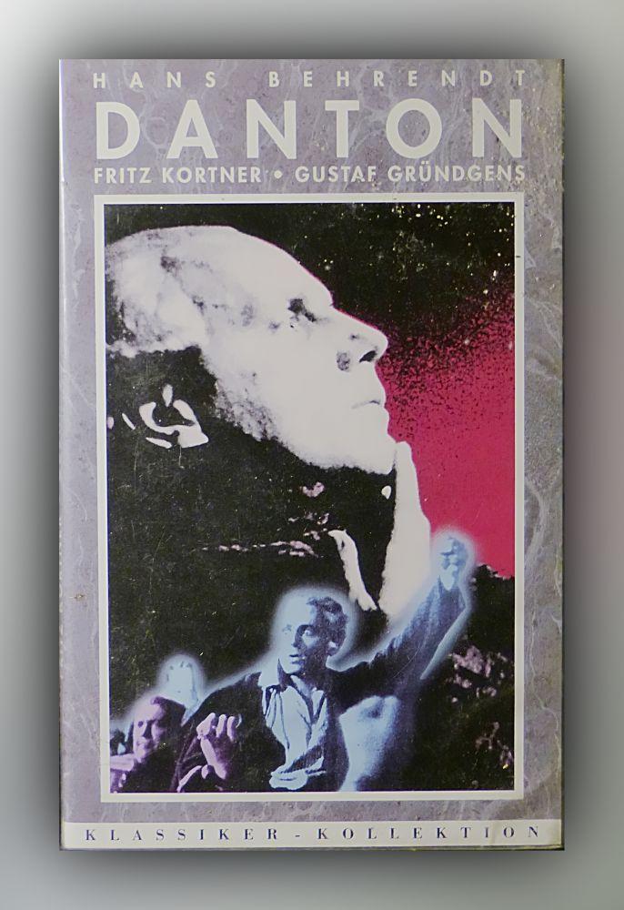 Hans Behrendt - Danton - VHS