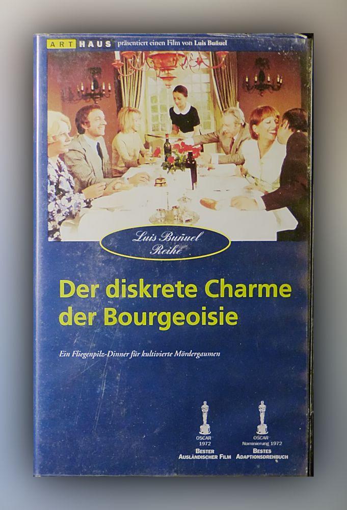 Luis Buñuel - Der diskrete Charme der Bourgoeoisie - VHS