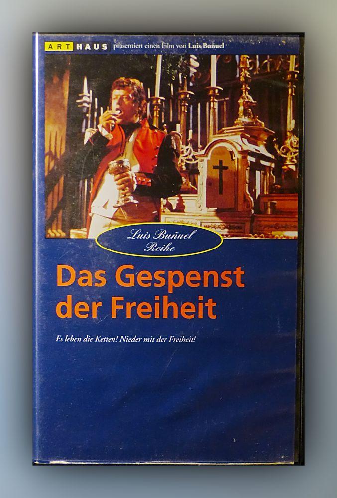 Luis Buñuel - Das Gespenst der Freiheit - VHS