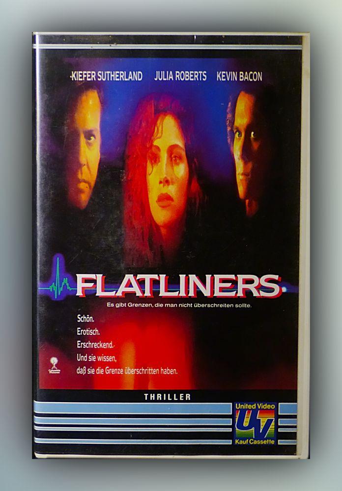 Joel Schumacher - Flatliners - VHS
