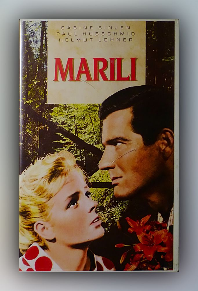 Josef von Báky - Marili - VHS