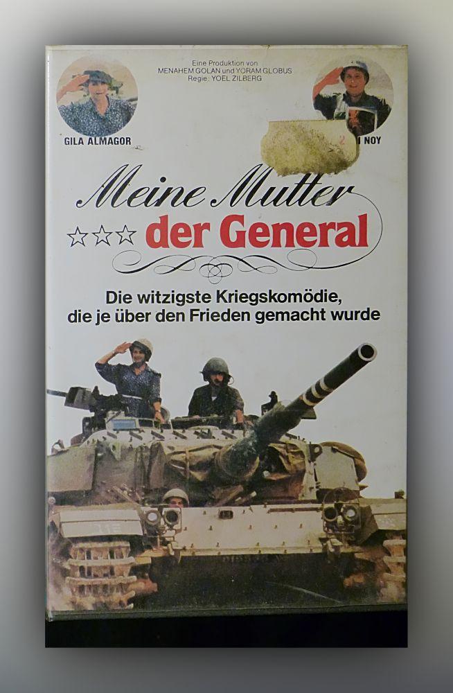 Joel Silberg - Meine Mutter der General - VHS