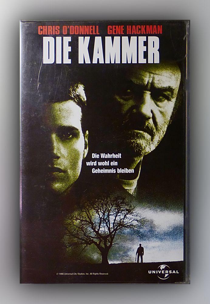 James Foley - Die Kammer - VHS