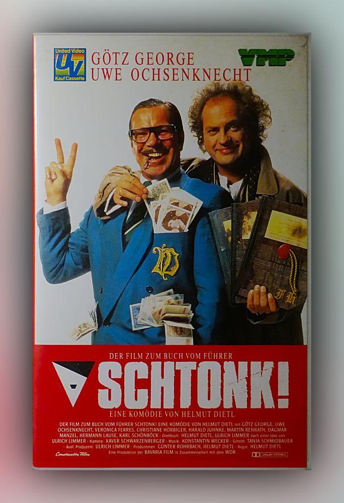 Helmut Dietl - Schtonk! - VHS