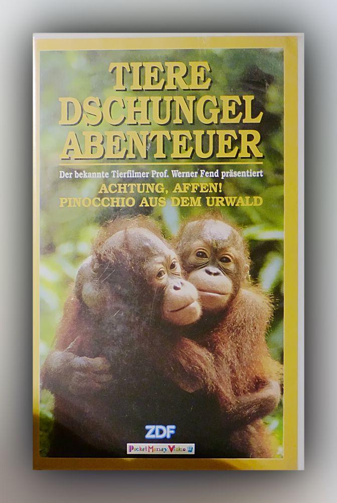 Tiere Dschungel Abenteuer - VHS