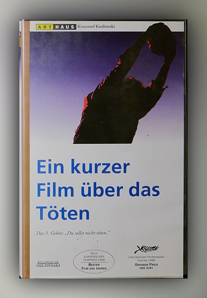 Krzysztof Kieslowski - Ein kurzer Film über das Töten - VHS