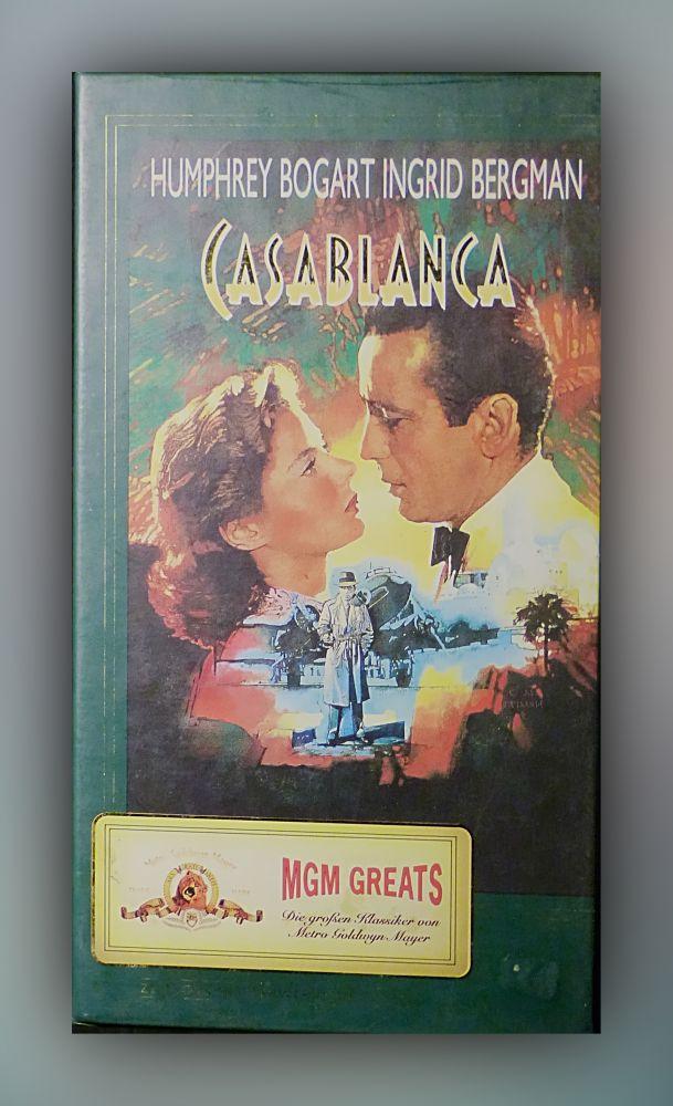 Michael Curtiz - Casablanca - VHS