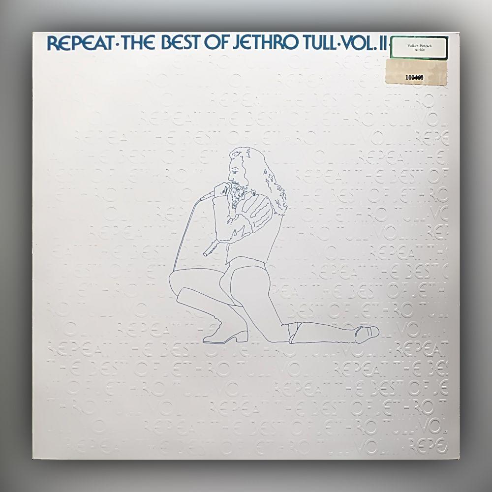 Jethro Tull - Repeat - The Best Of Jethro Tull - Vol. II - Vinyl