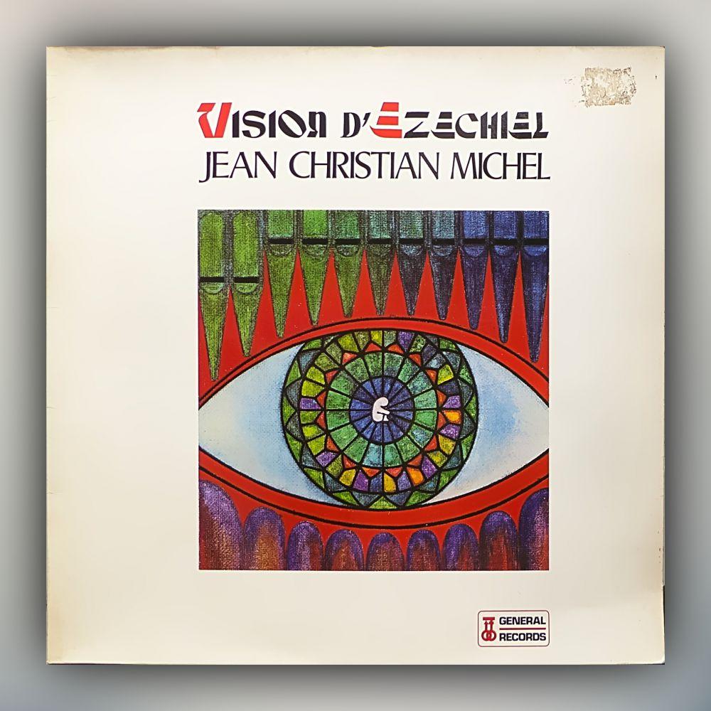 Jean Christian Michel - Vision d'Ezechiel - Vinyl