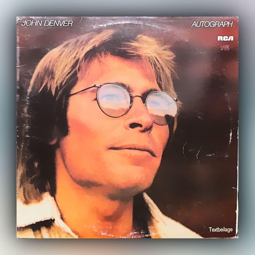 John Denver - Autograph - Vinyl