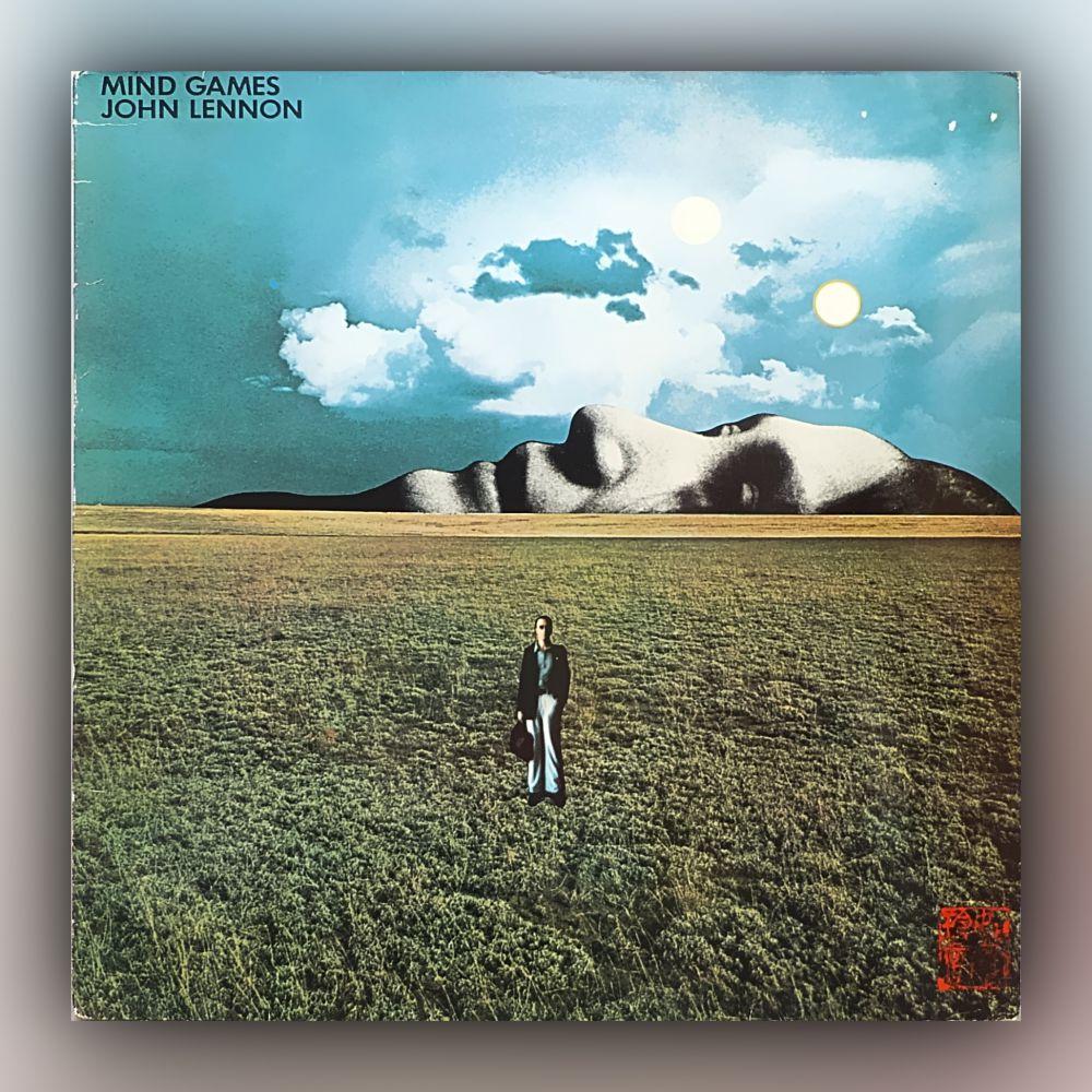 John Lennon - Mind Games - Vinyl