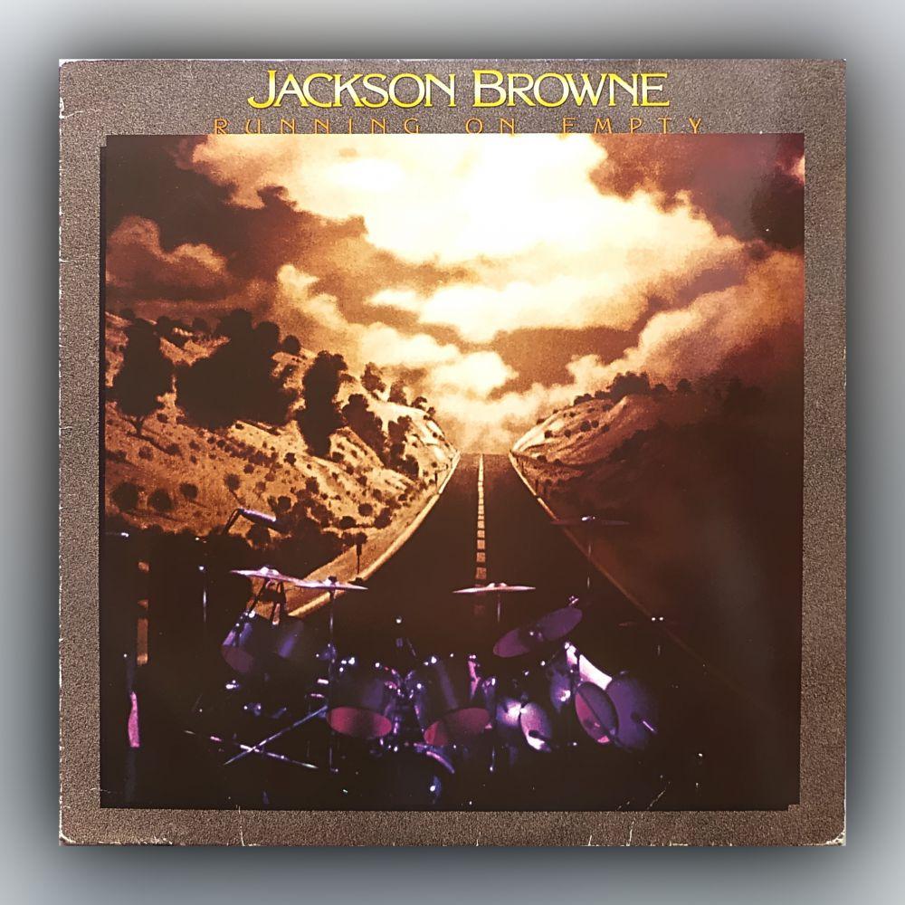 Jackson Browne - Running On Empty - Vinyl