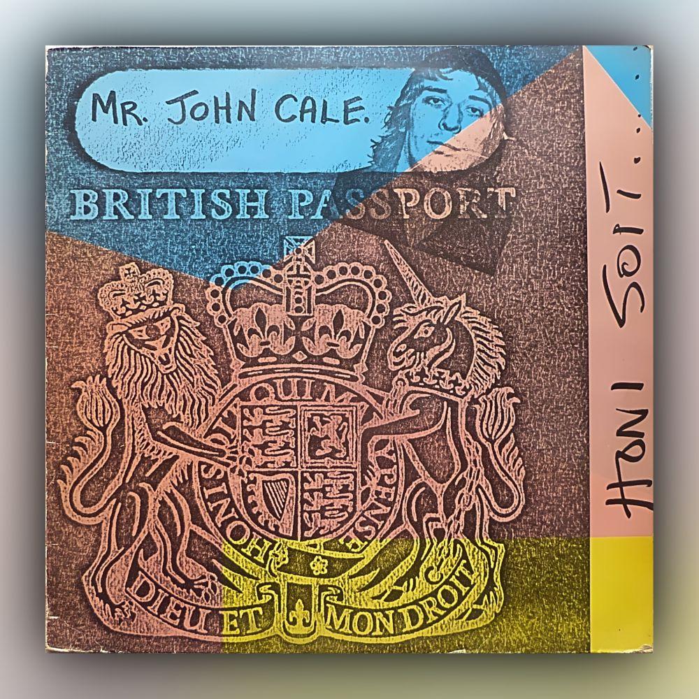 John Cale - Honi Soit - Vinyl
