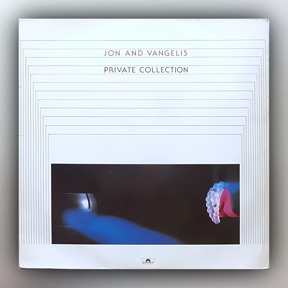 Jon Anderson & Vangelis - Private Collection - 1983 - Vinyl
