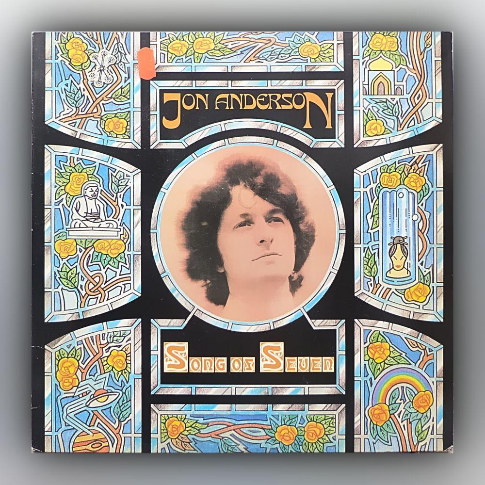 Jon Anderson - Song Of Seven - Vinyl