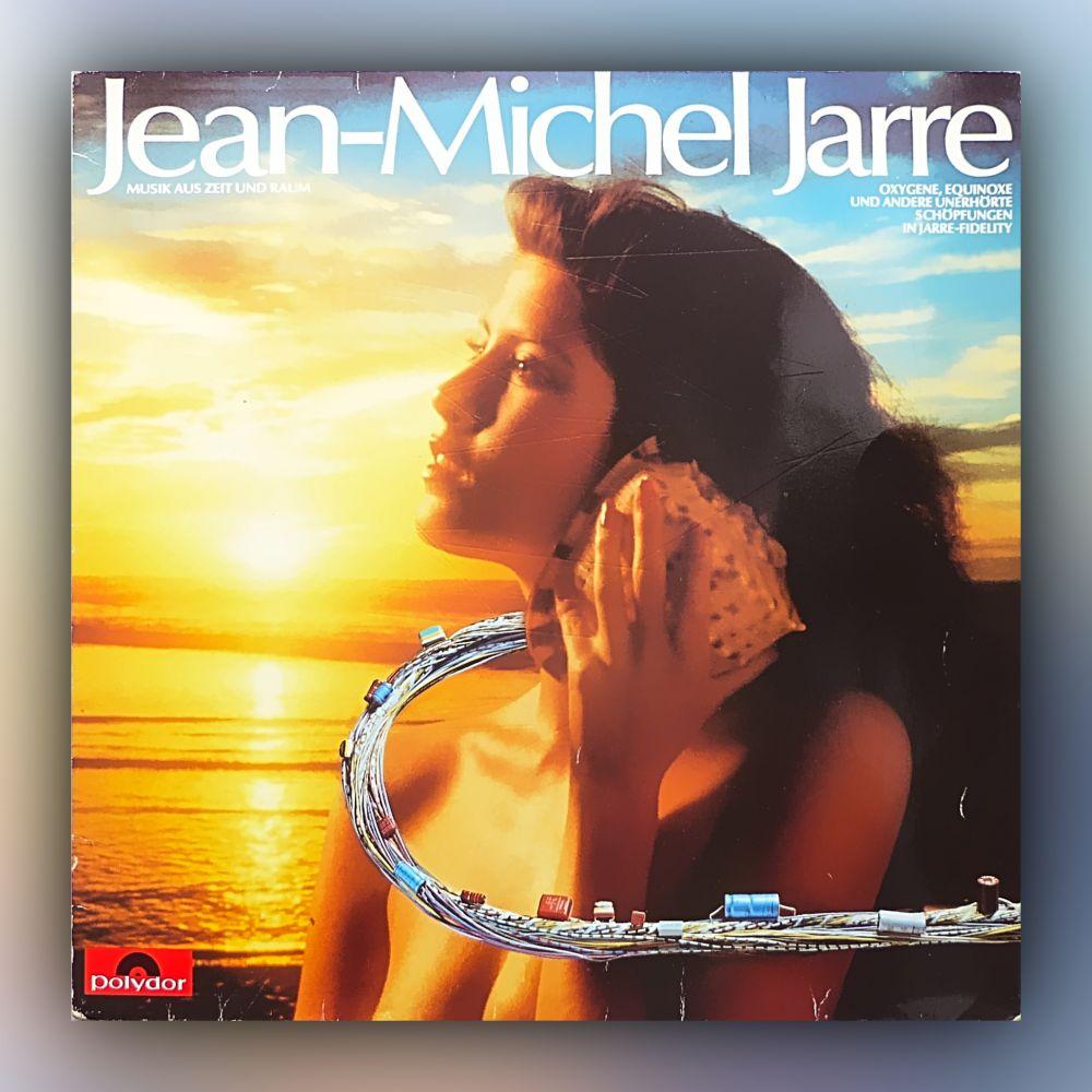 Jean Michel Jarre - Musik aus Raum und Zeit - Vinyl
