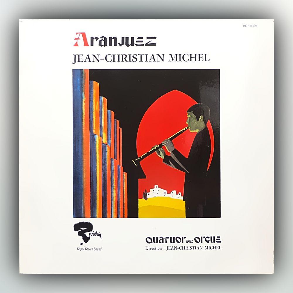 Jean Christian Michel - Aranjuez - Vinyl