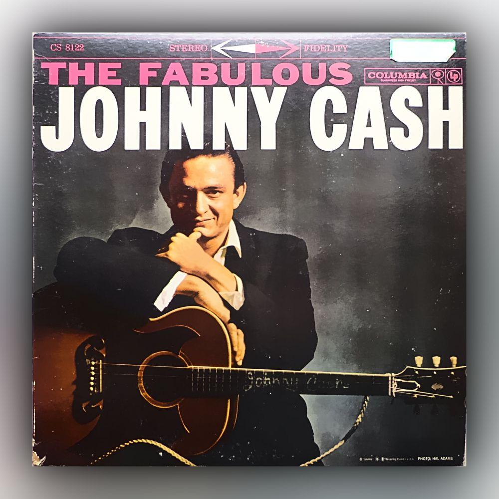 Johnny Cash - The Fabulous Johnny Cash - Vinyl