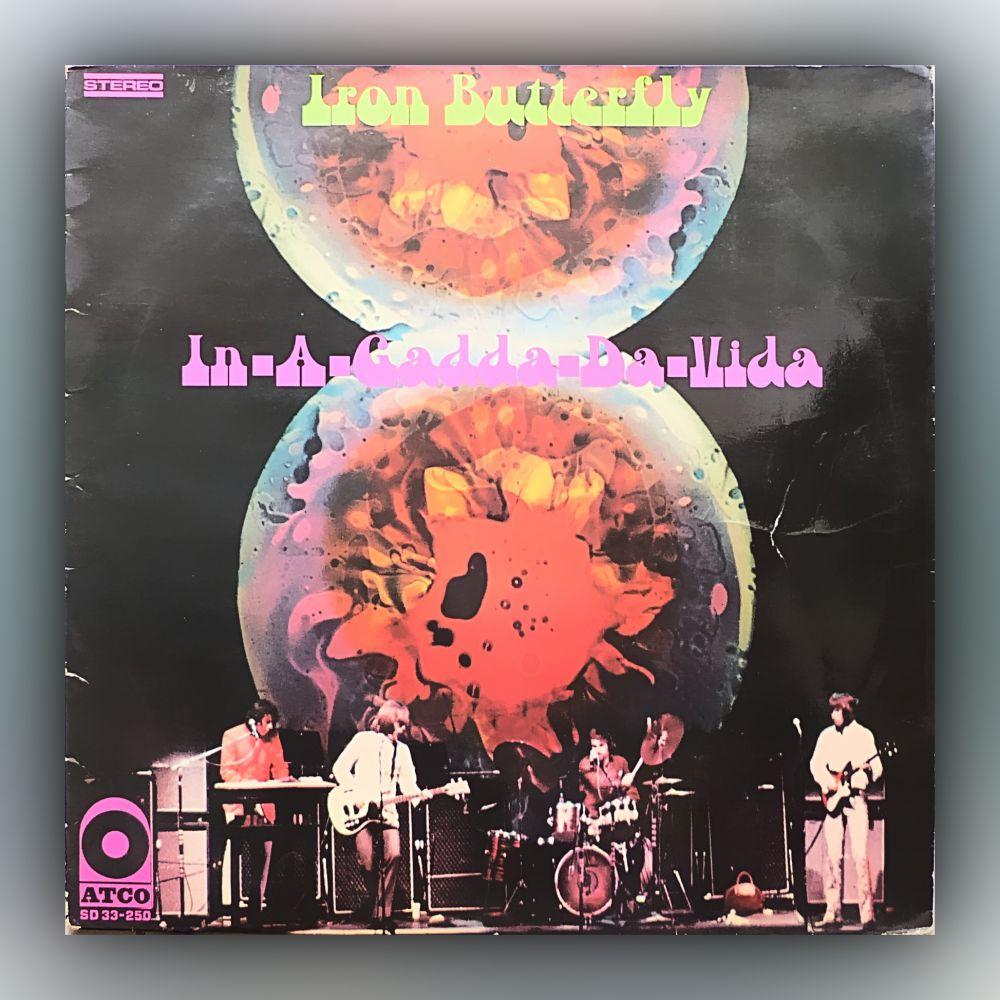 Iron Butterfly - In-A-Gadda-Da-Vida - Vinyl