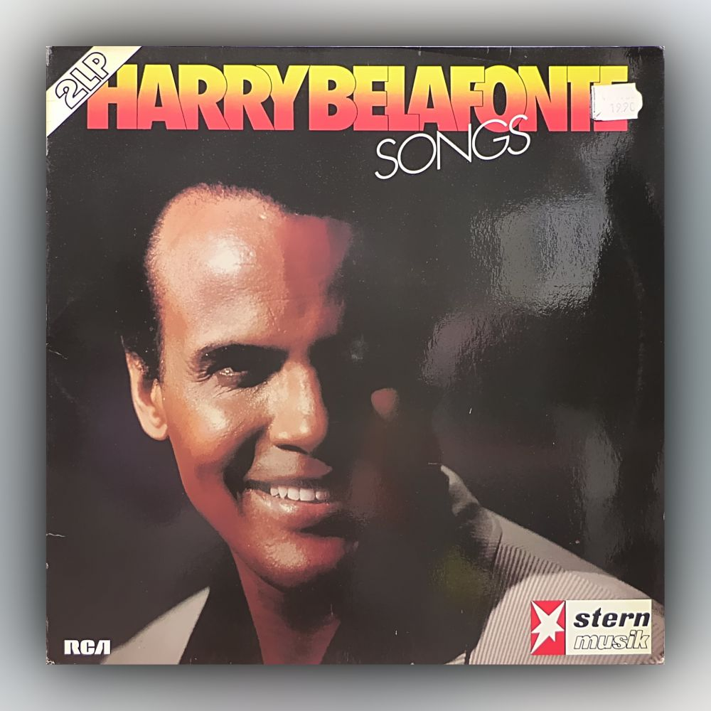 Harry Belafonte - Songs - Vinyl