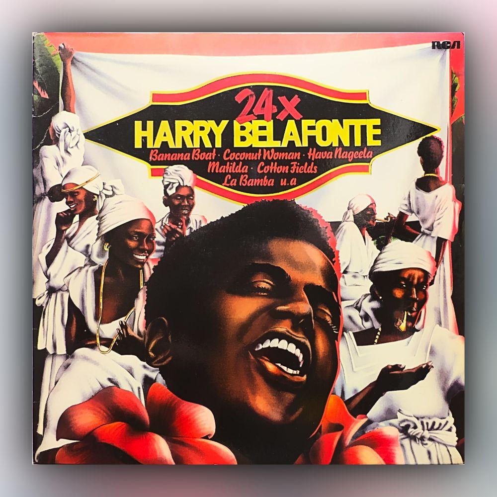 Harry Belafonte - 24 x - Vinyl