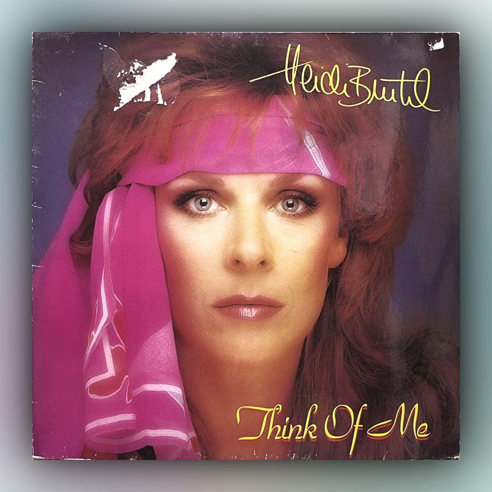 Heidi Brühl - Think of Me - Vinyl