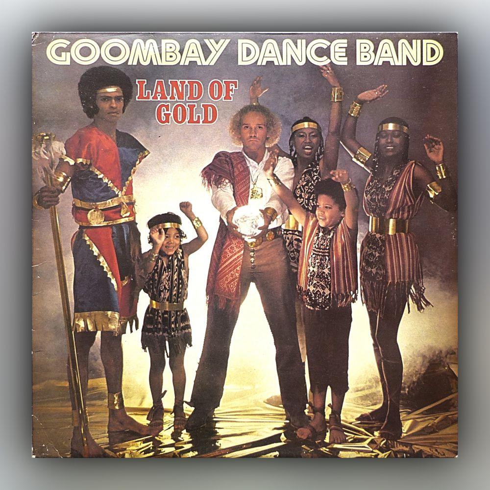 Goombay Dance Band - Land of Gold - Vinyl