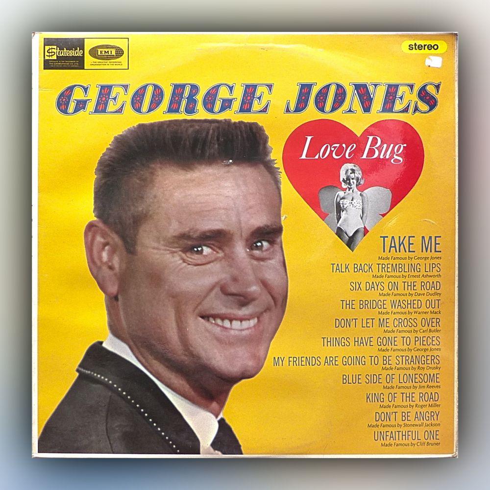 George Jones - Love Bug - Vinyl