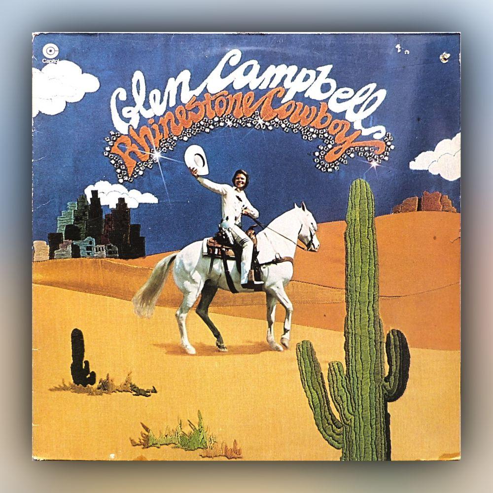 Glen Campbell - Rhinestone Cowboy - Vinyl