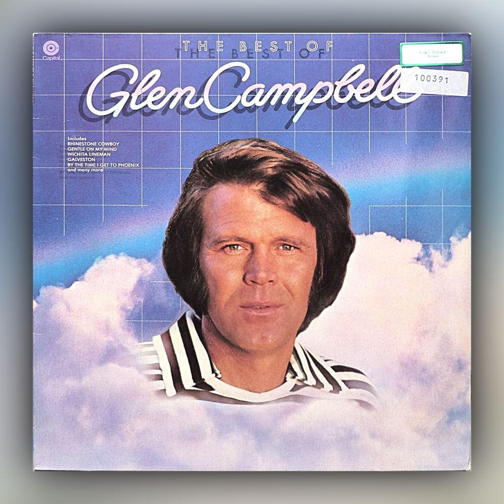 Glen Campbell - The best of Glen Campell - Vinyl