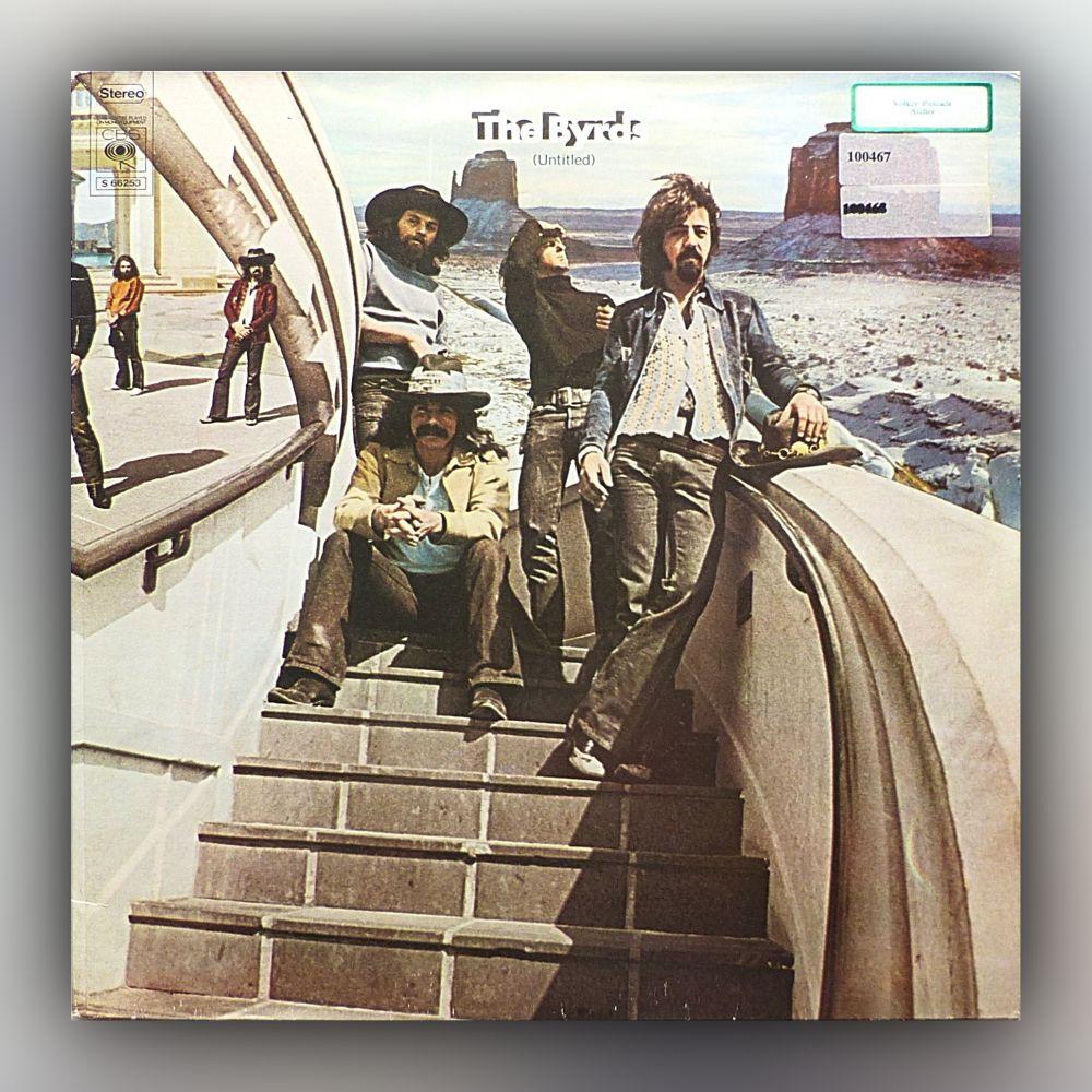 The Byrds - untitled - Vinyl