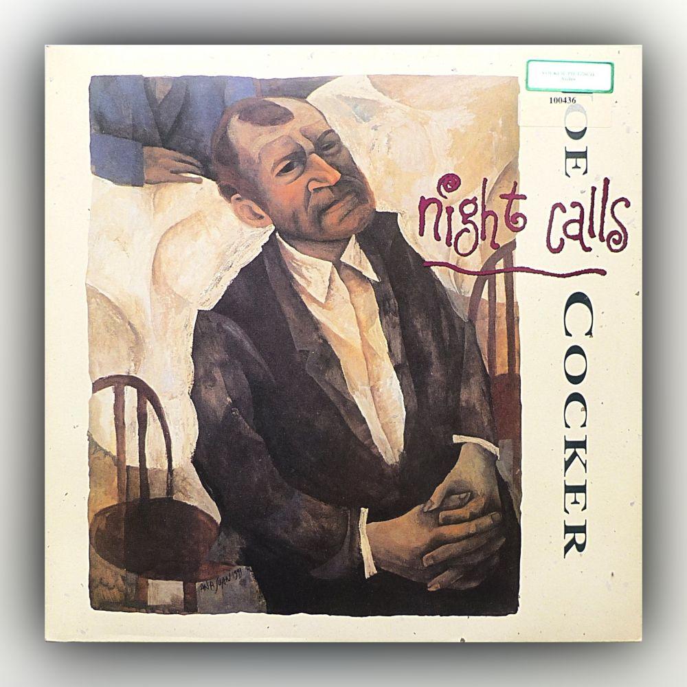 Joe Cocker - Night Calls - Vinyl