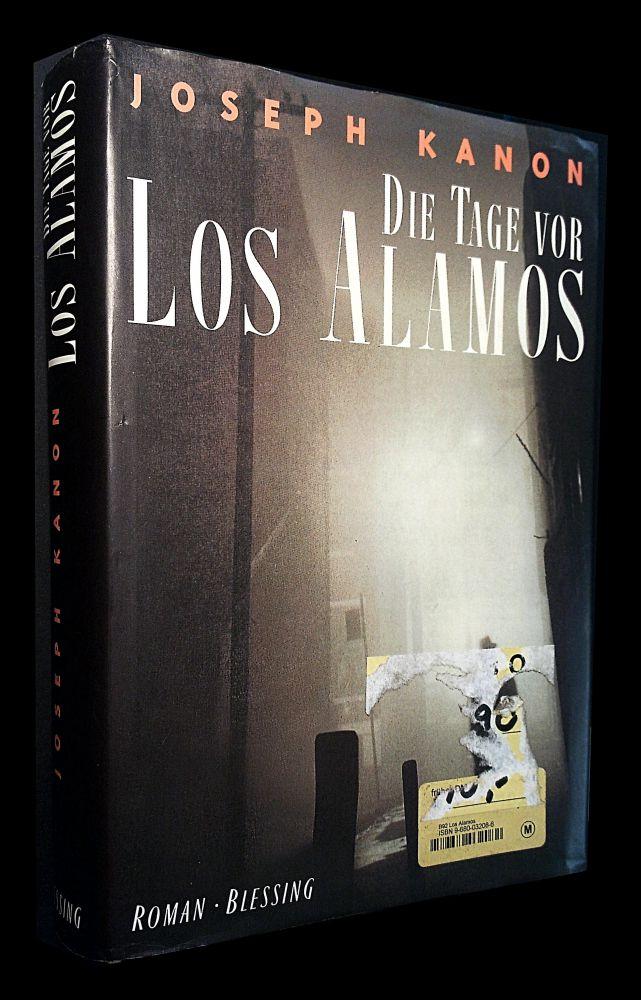 Joseph Kanon - Die Tage von Los Alamos - Buch