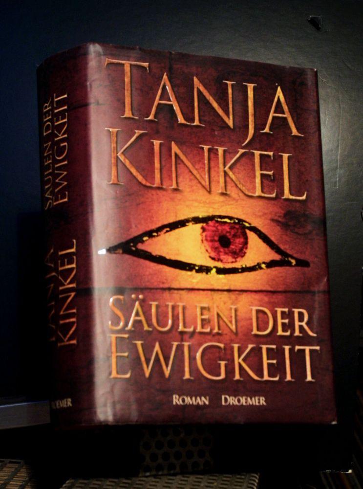 Tanja Kinkel - Säulen Der Ewigkeit
