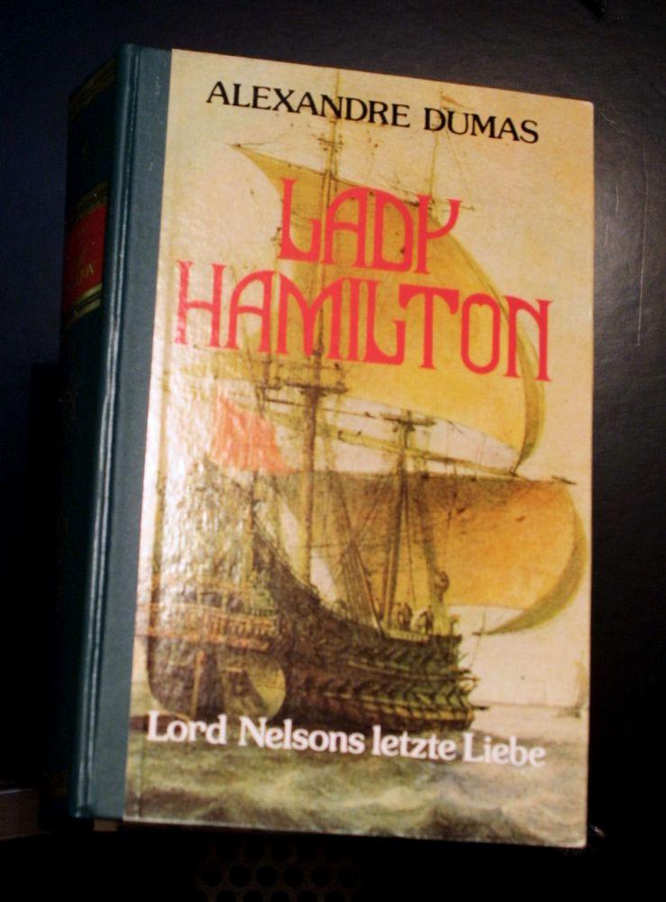 Alexandre Dumas - Lady Hamilton - Buch